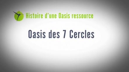 COLIBRIS/ L'Oasis des 7 cerles
